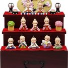 Rose O'Neill Kewpie Hina doll 3 steps for Event Figure doll Princess Chest FS