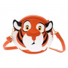 Disney Store Japan Rajah Face Face Shoulder Bag Case Pochette Aladdin Pouch