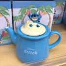 Disney Stitch Tea pot Cafe Pot blue Stitch color Ceramics Figures