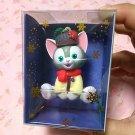 Tokyo Disney Land 2015 Christmas Gelatoni figure ornament Very Merry Snowtime