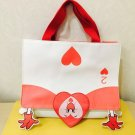 Disney Store Japan Alice in Wonderland Trump Soldier Tote Bag Hand Flamingo