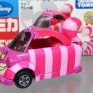 Disney Tomica Alice Chisha cat smile car TAKARATOMY DM-EX 05 Disney Motors Japan