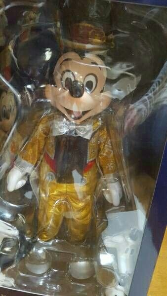 Members Only Tokyo Disney Land The 30th Anniversary Mickey Action Figure