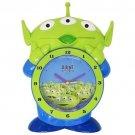 Disney Toy Story Aliens Swing Wall Clock Pendulum Clock Little Green Men
