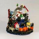 Disney Store Nightmare Before Christmas Snow Globe Jack Figure Dome