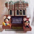Rare! Tokyo Disney Sea Mickey Mouse Tower of Terror Photo Stand Frame TDR