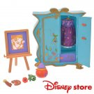 Tokyo Disney Store JAPAN Rapunzel & Pascal animators collection Artist cabinet