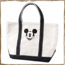 Disney Land Home Store Collection Series L.L Bean Mickey Mouse Tote bag Black