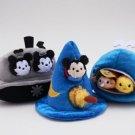 D23 expo Japan 2015 3TSUM TSUM set plush toy Doll Willy Fantasia Pinocchio Micke