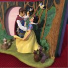 Disney 2002 Setocraft  Snow white Figure Picture Story Photo Frame 3D A solid