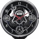 Star Wars Darth Vader Automaton Clock Black 4MN533MC02 RHYTHM Galactic Empire
