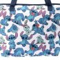 Disney Store JAPAN Stitch & Scramp Big cooler bag Cold storage tote bag