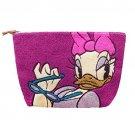 Disney Daisy Sagara Embroidery big porch glove clutch bag cosmetics case FS