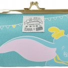 Disney Dumbo Gamaguchi mini Pen Case Pouch Pencil Box Inkan Hanko mini bag