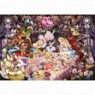 Disney Alice in wonderland Dream tea party not to wake up 1000piece puzzle