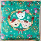 Tokyo Disney sea 2016 Christmas  Duffy Sherry May Gelatoni Blanket cushion
