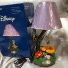 Disney Peter Pan Tinker Bell Talking Lamp Figure Sound Light LED Illumination