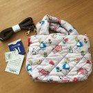 ROOTOTE 2WAY Alice in wonderland Handbag Tote bag shoulder feather roux