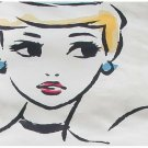 Disney Cinderella Cover ring 3 piece set ( Pillow cover Quilt cover Sheet )
