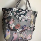 Cath Kidston Disney Snow White Hairy Bird Reversible 2 Way Tote Shoulder Bag Han