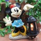 Disney Minnie Mouse LED Resin Garden Floor light Table lamp Figure illumination