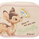 Disney Store Japan Bambi Cosmetic pouch accessory case Blooming Garden Bag