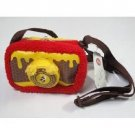 Disney store Japan Winnie the Pooh shoulder bag camera type case pouch honey pot