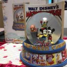 Disney Store Phantomyria Premium Collection Mickey & Minnie Snow globe with Musi
