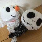 Disney Store Japan Nightmare Before Christmas Jack Plush Doll Curtain Tassel Str