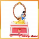 Disney Store JAPAN Snow white Accessory box Jewelry Box with mirror  and Figures