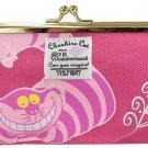 Disney Alice in Wonderland Cheshire Cat Pencil case Seal Pouch Mini Wallet