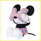1st lottery ROCK THE DOTS A prize Minnie mouse plush Big pink dot ribbon