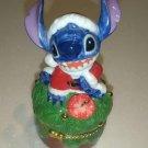 Disney Lilo and Stitch 2006 Stitch with Santa Claus Costume Accessory case