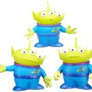 Disney Toy Story Real size interactive talking figure alien set Chatting Figure