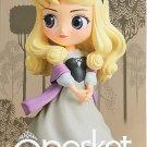 Q posket Disney Characters Briar Rose Princess Aurora Bria Rose Rare color