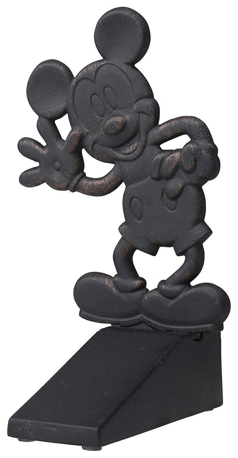 Disney Mickey Mouse Door stopper PVC Figure Holder Entry Accessory