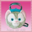 Limited Tokyo Disney Sea Gelatoni Gelatoni face bag gela doll bag Plush toy wind