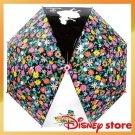 Disney Store JAPAN Alice in a Wonderland Colorful umbrella Flower trump rabbit