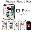 Disney iPhone case iFace iPhone8plus iPhone7plus White  Retro Mickey Minnie