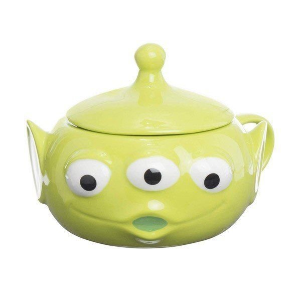 Disney Toy Story Little Green Men Soup cup Mug cup with Lid Figures 300cc