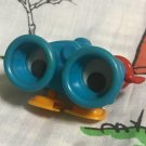 Tokyo Disney Pixar Toy story  LENNY Binoculars Toy Burger King Pop color