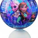 Disney Frozen 240 Piece 3D Ball Puzzle Star Light Puzzle Series Snow fantasy