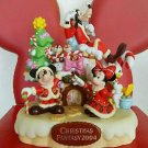 Tokyo Disneyland 2004 Christmas Fantasy Mickey Minnie Chip & Dale Figure DollTDR