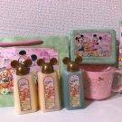 2014 Disney sea Spring Voyage Mira Costa hotel Amenity goods set Duffy TDR