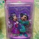 Tokyo Disneyland 2011 Tanabata Mickey & Minnie Mouse Figure Ornament Doll TDR