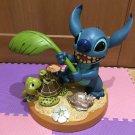 Disney WDW Park Lilo & Stitch 10th Anniversary Figure Ornament Doll Turtle