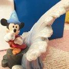 Disney Mickey Year Kato Arts & Crafts Figure Disciple of the Fantasia Wizard