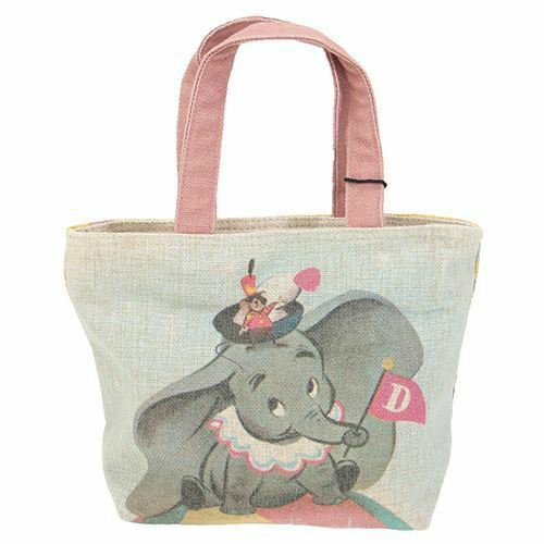 Disney Dumbo Lunch Bag Circus Tote Bag