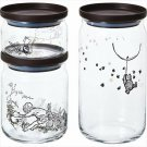 Disney Winnie tha pooh Classic Pooh Stack Canister Set Storage container