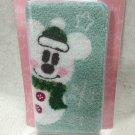 Tokyo Disney Resort Snow snow man Mickey Smart phone case mobile cover case TDL